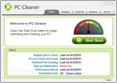 PC Cleaner Scanner