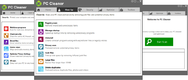 PC Cleaner V7.0