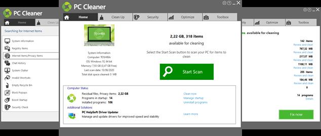 PC Cleaner V7.0