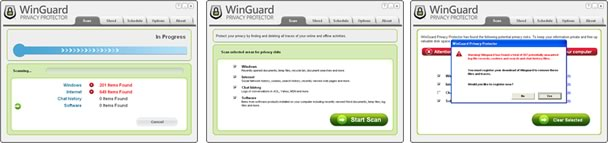 WinGuard Privacy Protector