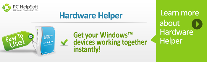 Learn more about Hardware Helper
